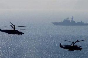 Ukraine định giành biển Azov, Crimea cảnh báo sắc lạnh