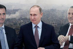 Syria: Putin tuyên bố bất ngờ về Idlib, Assad mừng, Erdogan lo sốt vó