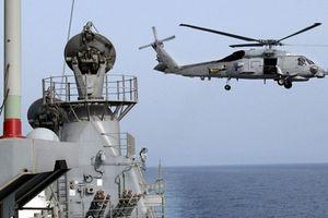 Nóng: Iran đe dọa bắn hạ trực thăng Mỹ ở vùng Vịnh