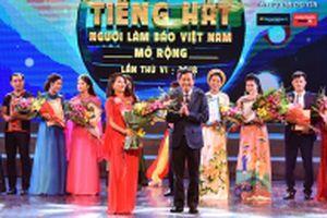 Chung kết Liên hoan toàn quốc Tiếng hát Người làm báo Việt Nam