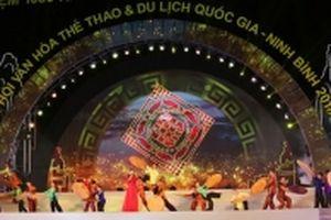 Khai mạc Lễ hội Văn hóa, Thể thao và Du lịch quốc gia