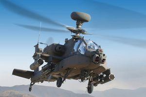 Mỹ thử nghiệm phiên bản trực thăng Apache tương lai