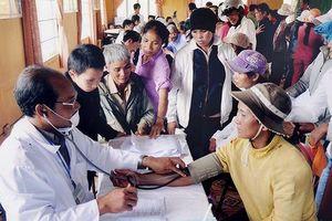 Củng cố và phát triển mạng lưới y tế cơ sở
