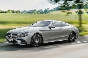 Mercedes-Benz S450 4Matic Coupe 2018 giá 6,17 tỷ ở Việt Nam