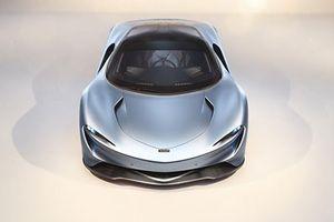 Siêu phẩm McLaren Speedtail giá 2,4 triệu USD 'đấu' Bugatti Chiron