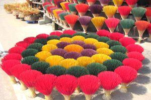 Độc đáo hương ngũ sắc xứ Huế