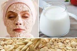 Cách làm mặt nạ bột yến mạch