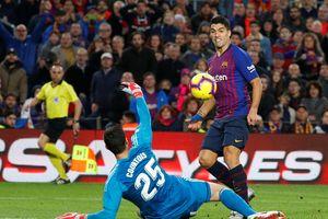 Barcelona hủy diệt Real Madrid trong trận 'Siêu kinh điển' ở Nou Camp