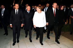 Hội đàm bốn bên về Syria tại Istanbul