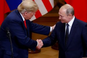 Tổng thống Trump: Nga muốn Mỹ 'hỗ trợ kinh tế'