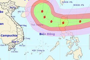 Siêu bão vẫn giật trên cấp 17, Quảng Ninh - Khánh Hòa phải chủ động ứng phó