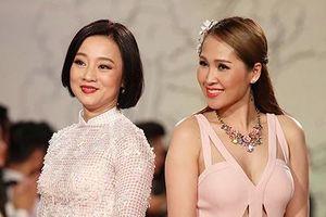 'Gái nhẩy' Minh Thư tái xuất rạng rỡ tại LHP Quốc tế Hà Nội