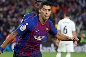 Suarez lập hat-trick, Barcelona vùi dập Real Madrid ở Siêu kinh điển