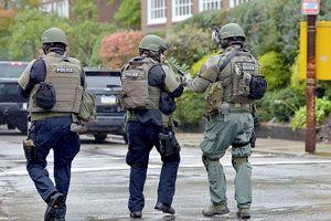 Xả súng kinh hoàng tại giáo đường ở Mỹ, thương vong lớn, đội SWAT vào cuộc