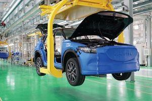 Sản xuất tại Việt Nam, các sản phẩm Mazda có chất lượng tương đương sản xuất tại Nhật Bản