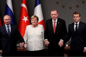 Nga, Pháp, Đức, Thổ Nhĩ Kỳ kêu gọi ngừng bắn lâu dài tại Syria