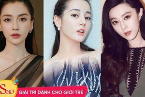 CÓ AI NGỜ: Phạm Băng Băng, Địch Lệ Nhiệt Ba và cả Triệu Vy cùng đứng đầu Top 10 sao nữ bị ghét nhất showbiz xứ Trung