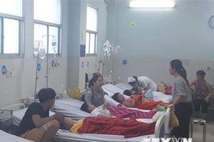 30 trẻ em ở Thành phố Hồ Chí Minh nhập viện nghi ngộ độc thực phẩm