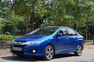 Xe Honda City đời nào bị triệu hồi tại Việt Nam do lỗi túi khí?