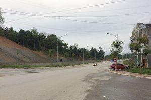 Lào Cai: Nhiều nhà dân xây dựng trái phép ở đường Võ Nguyên Giáp