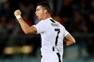 Ronaldo lập siêu phẩm, lời thách thức trước cáo buộc hiếp dâm