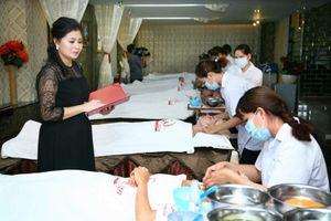 Trường chính quy thêm bộ môn cho sinh viên yêu thích nghề làm đẹp