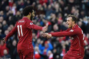 Liverpool 4-1 Cardiff: 'The kop' tạm chiếm ngôi đầu