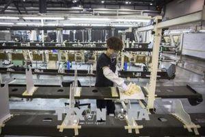 Lĩnh vực chế tạo của Trung Quốc tăng mạnh