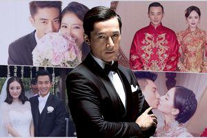 Giữa lúc Đường Yên - La Tấn đám cưới, 'Hồ Ca đau lòng' bị réo tên trên Hot search Weibo - 'Cảnh Thiên' ơi, bao giờ anh mới chịu kết hôn?