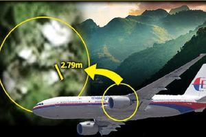 Phát hiện động cơ máy bay MH370 trong rừng rậm Campuchia qua hình ảnh Google Maps?