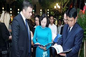 Sự kiện văn hóa 'Israel tại Hà Nội!'
