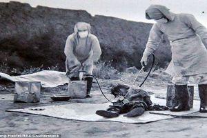 Các thí nghiệm trên cơ thể người vô nhân tính của Đơn vị 731