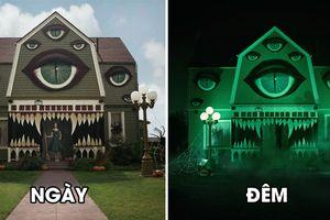 18 người làm hàng xóm ngạc nhiên với ý tưởng trang trí nhà dịp Halloween quá sáng tạo