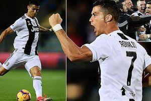 Coi lại pha bóng siêu phẩm khiến CĐV ngã mũ trước tài năng của Ronaldo - Lời thách thức trước cáo buộc cưỡng bức