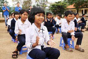 Lâm Đồng: Nhiều hoạt động thiết thực chăm sóc trẻ em
