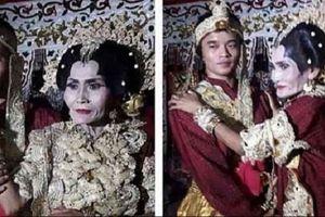 Lấy vợ hơn 45 tuổi, chàng trai mang biệt danh 'kẻ đào vàng'