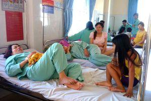 58 công nhân nghi bị ngộ độc thực phẩm còn điều trị tại bệnh viện