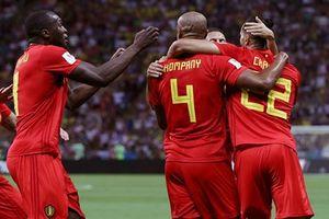 BXH FIFA tháng 10: Bỉ độc chiếm ngôi đầu, Việt Nam số 1 ĐNÁ