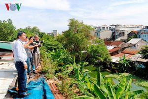 Người dân dỡ nhà, trả lại cảnh quan cho Kinh thành Huế