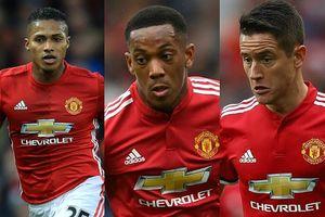 Đội hình dự kiến của MU trước Everton: Martial đá chính?