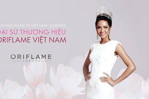 H'Hen Niê trở thành Đại sứ của 'Vẻ đẹp từ Thụy Điển'