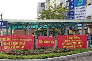 Những cuộc 'nội chiến' chung cư cao cấp ở Hà Nội