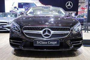 Mãn nhãn với Mercedes-Benz S 450 4MATIC Coupé đính 95 viên pha lê Swarovski