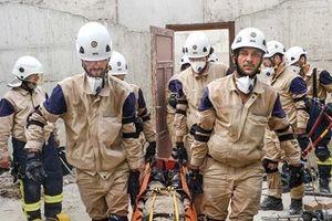 Canada chấp nhận 117 thành viên 'Mũ bảo hiểm trắng' được sơ tán khỏi Syria
