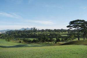 Đất lúa một vụ năng suất thấp có thể lại được làm sân golf