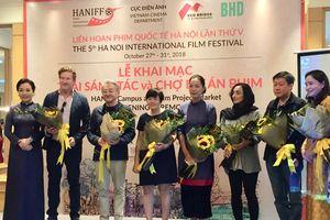 Trại sáng tác tài năng trẻ và Chợ dự án phim Haniff 2018: Cơ hội học làm điện ảnh