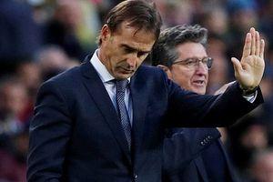 Real Madrid thua thảm siêu kinh điển, Lopetegui vẫn tự tin