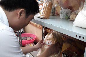 Kiểm tra nơi cung cấp bánh mì, chà bông vụ ngộ độc