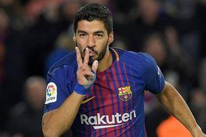 Chấm điểm trận Barca 5-1 Real: Suarez hủy diệt 'Bầy kền kền'