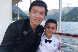 Tân chủ tịch 9X CLB Inter Milan: Đẹp trai, con nhà tỷ phú Trung Quốc
